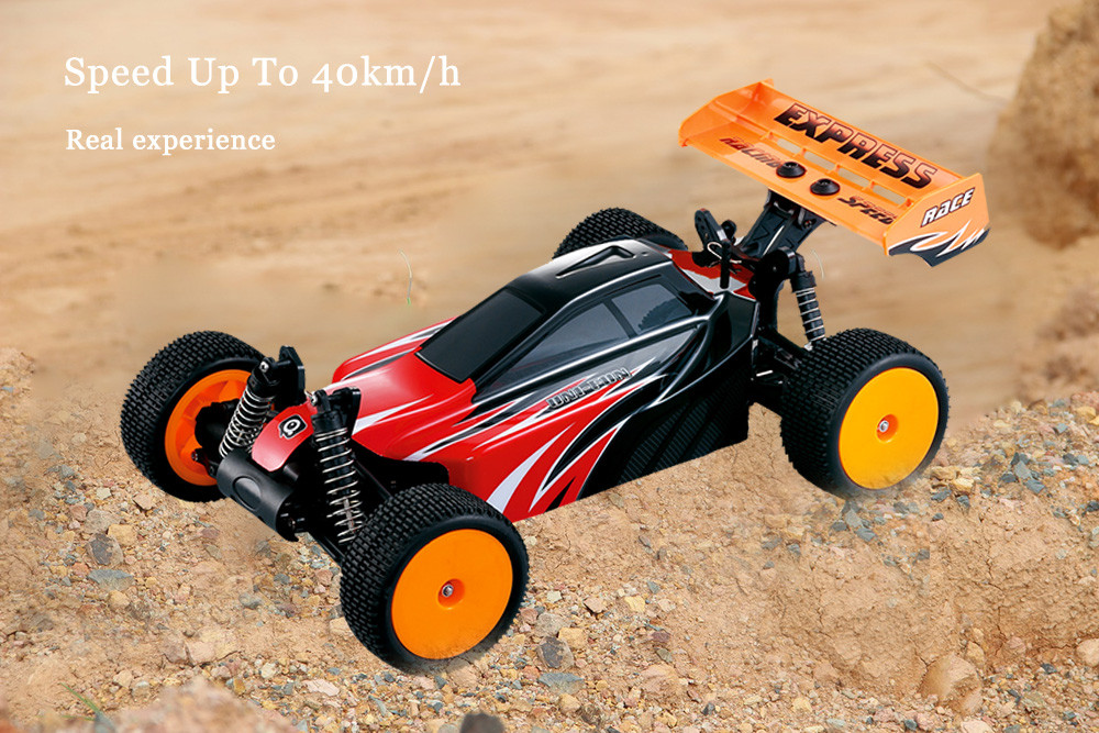 HUANQI 735 1:10 Scale 2.4G 40km/h  Remote Control RC Off Road Car Toy