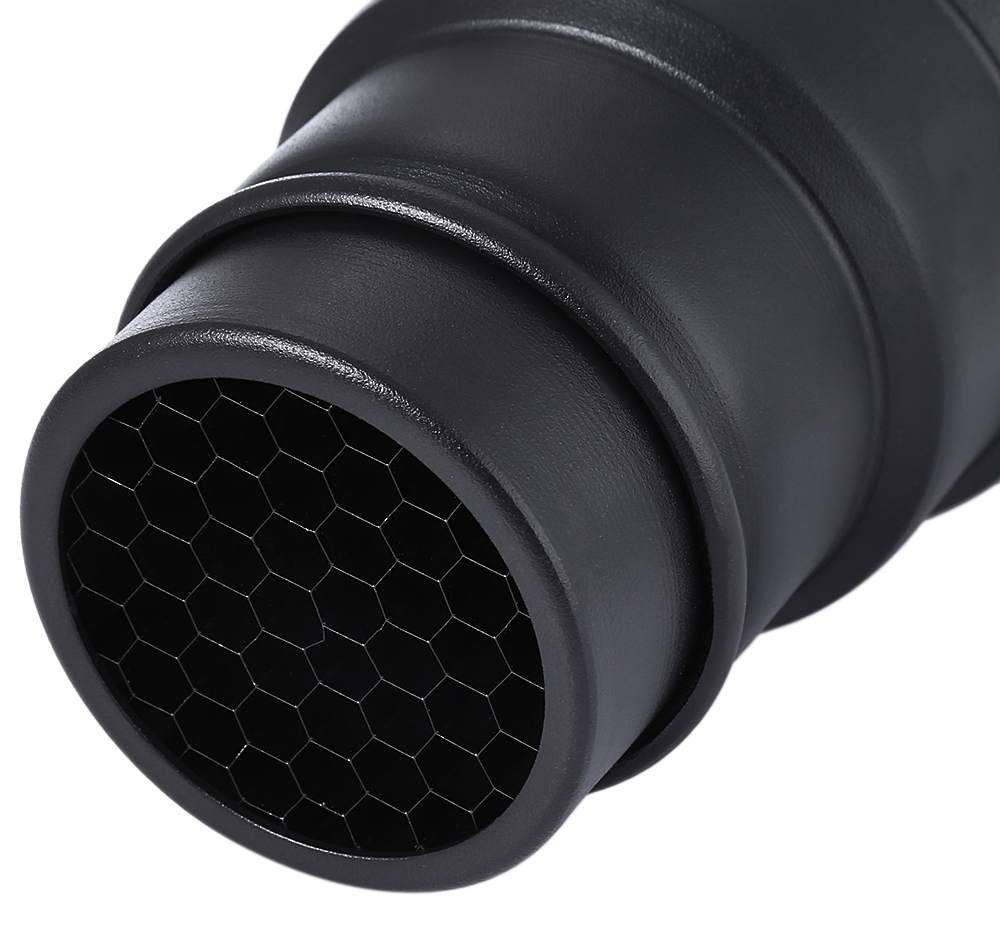 Extender Conical Snoot with Honeycomb Grid 5pcs Color Filter