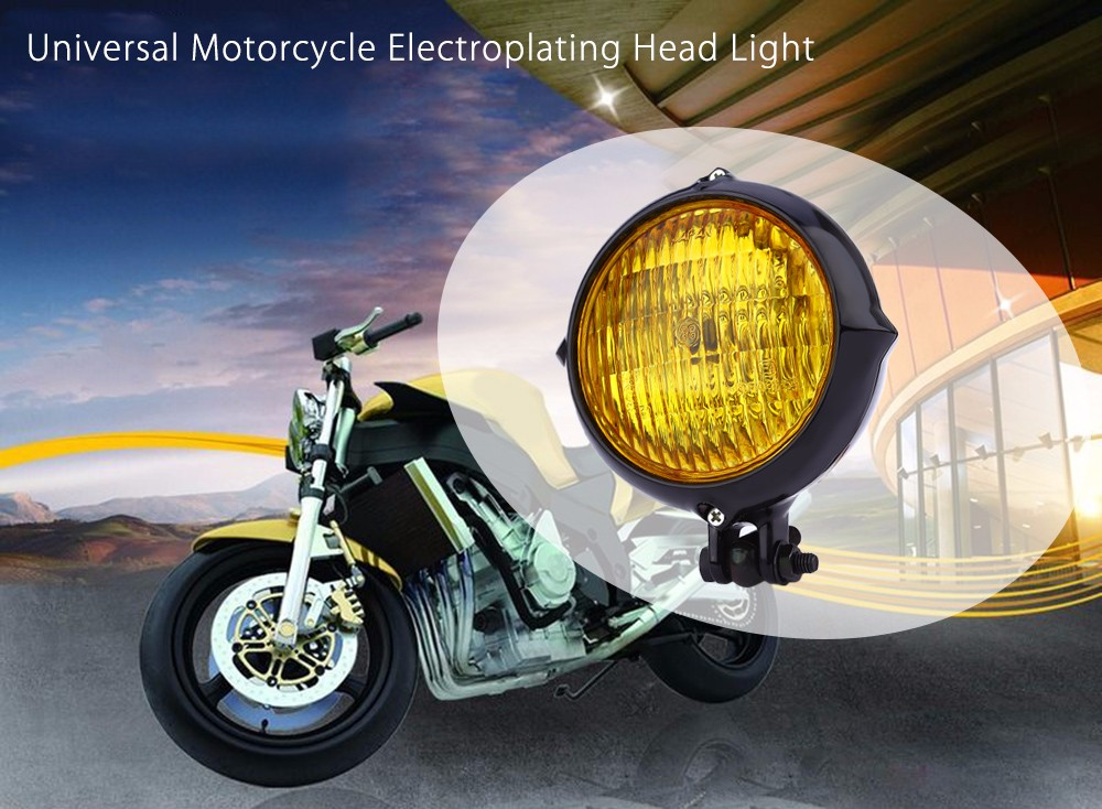 3.5 inch Motorcycle 12V 35W Bright Headlight for Harley