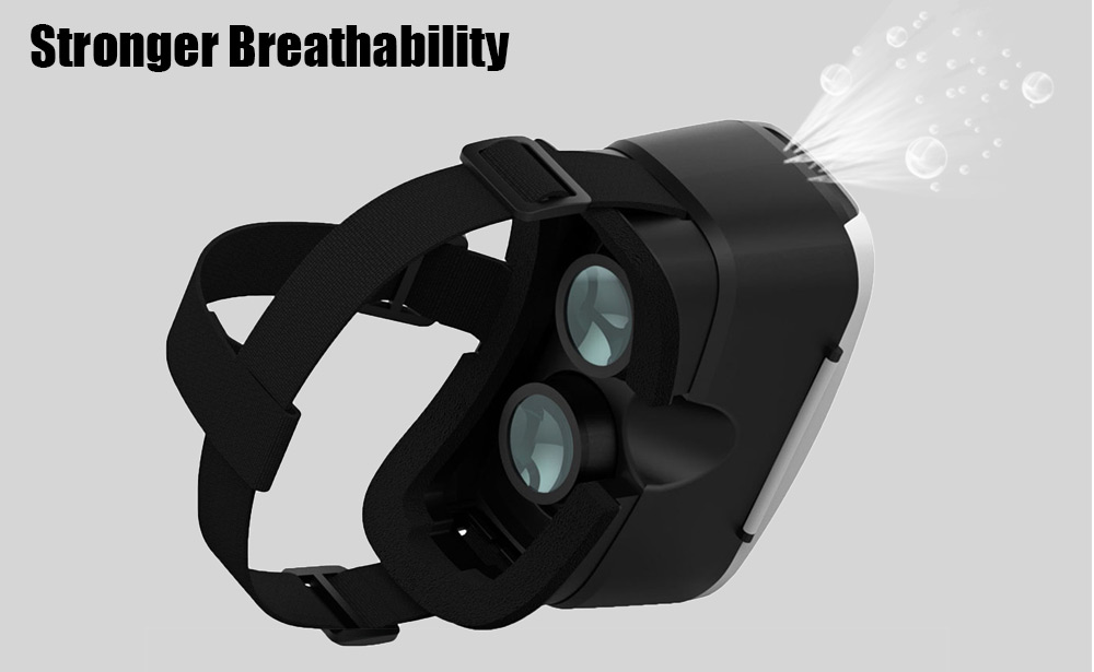 IX - VR001 3D VR Headset Virtual Reality for 4 - 6 inch Smartphone