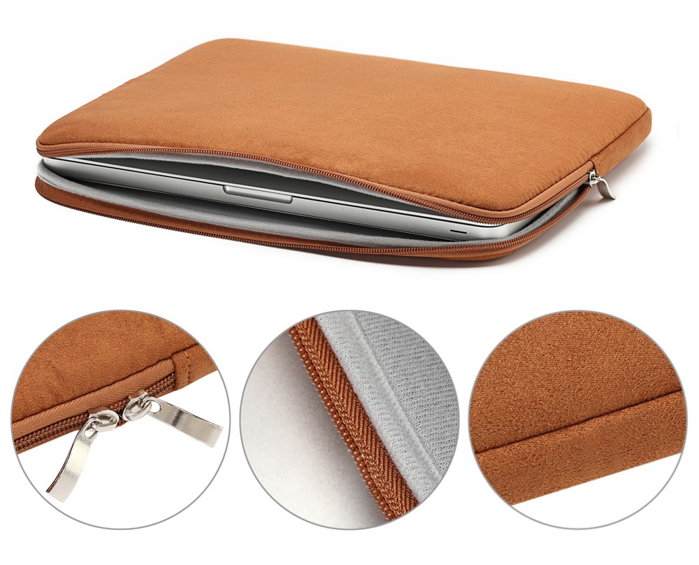 15 inch Laptop Sleeve Bag Protective  Pouch for MacBook Air / Pro Retina