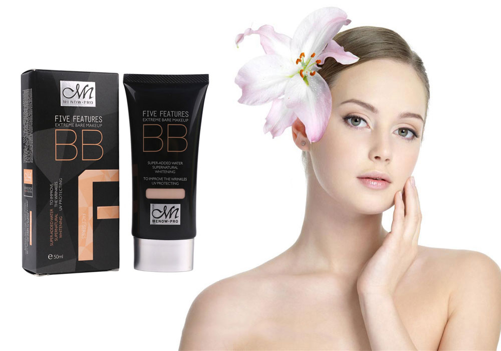 M.n Menow F13009 Foundation Concealer Isolation Whitening Makeup BB Cream