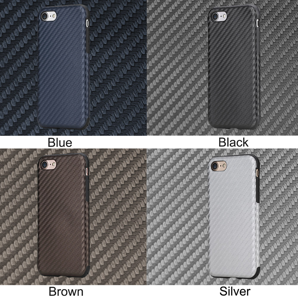 ROCK Origin Series ( Textured ) Protective Back Cover for iPhone 7