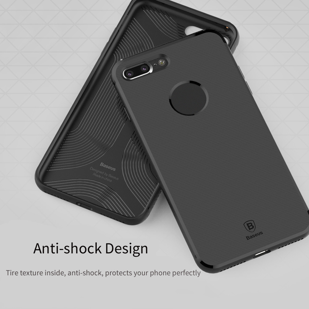 Baseus Hermit Bracket Case Convenience Phone Shell for iPhone 7 4.7 inch