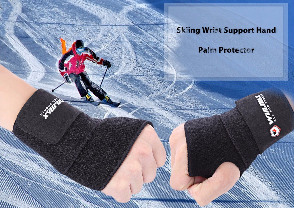 WINMAX Weightlifting Hand Palm Guard Wrist Compression Wrap Sport Protector
