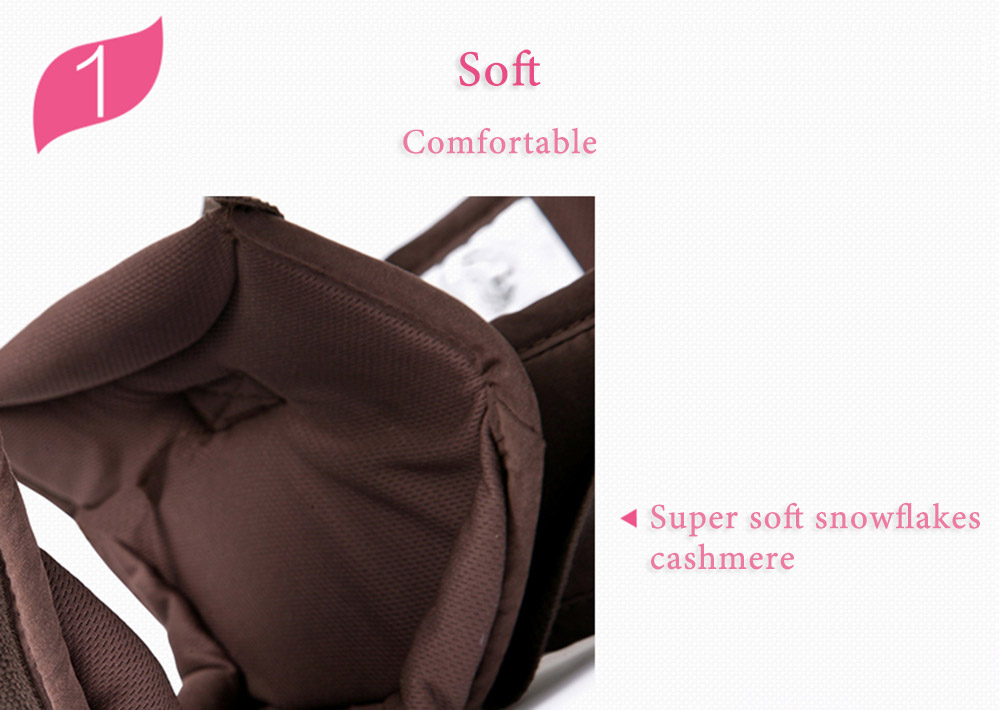 Colorland Breathable Comfort Baby Carrier