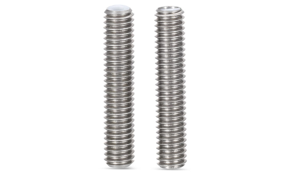 Anet MK8 2pcs Stainless Steel Nozzle Teflon Pipes for MakerBot 3D Printer Accessories
