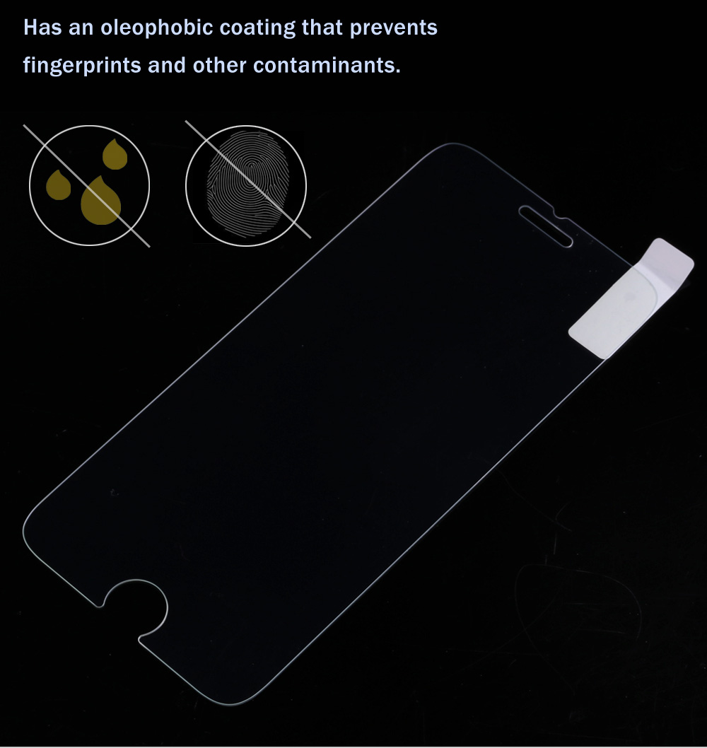 9H Ultra Thin Tempered Glass Anti-purple Light Protective Film for iPhone 7 4.7 inch
