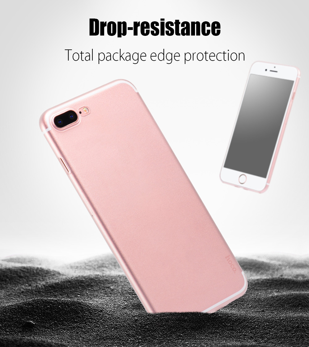 HOCO Thin Series Frosted PP Back Case for iPhone 7 Plus