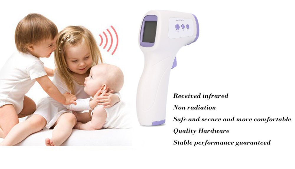 Baby / Adult Digital Multi Function Infrared Forehead Body Thermometer