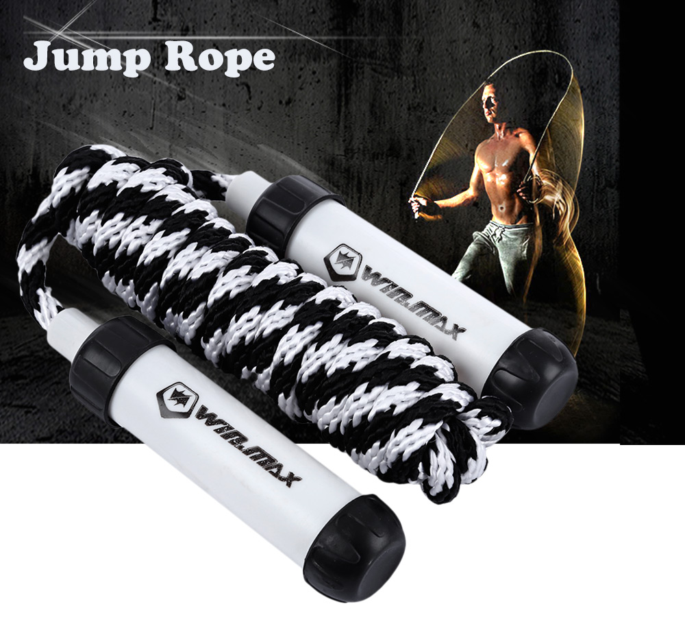 WIN MAX Useful Abrasion Resistance Jump Skipping Rope with Hose