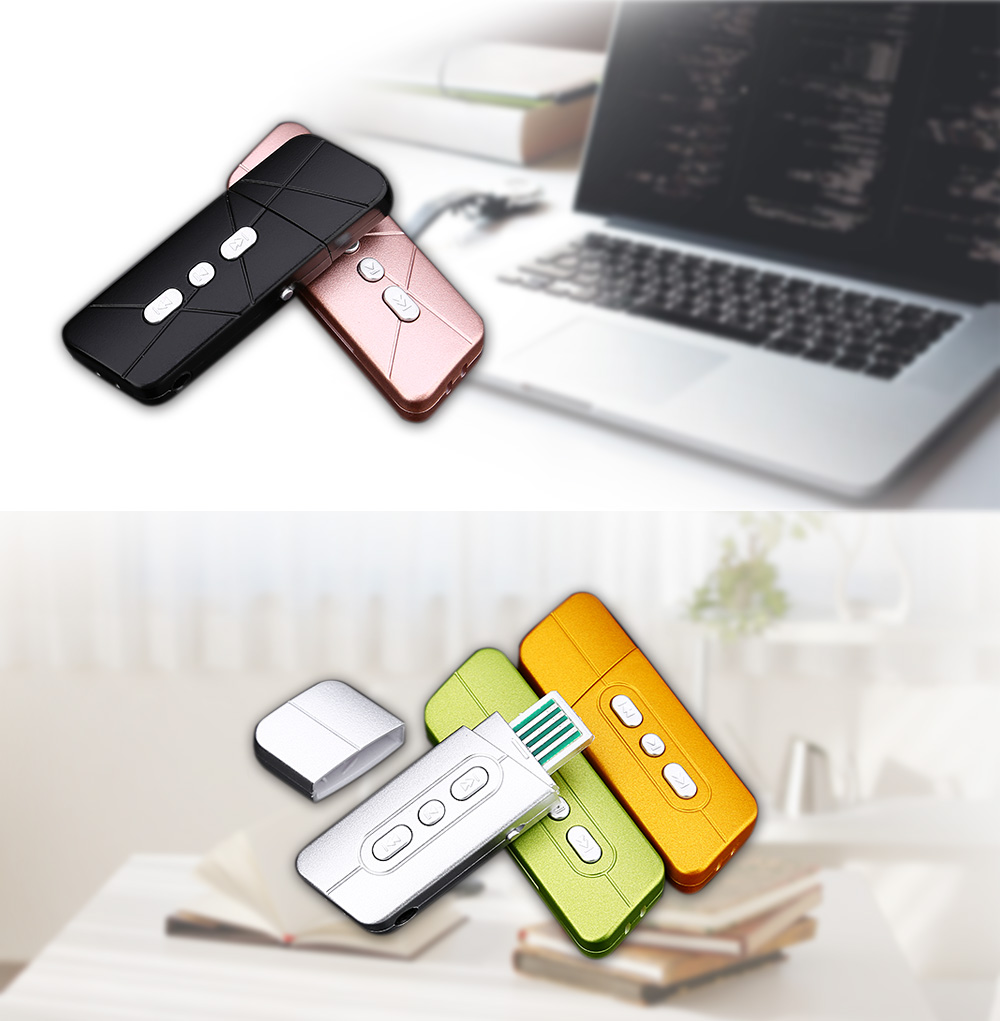 USB Support 8G TF Card MP3 Music Player