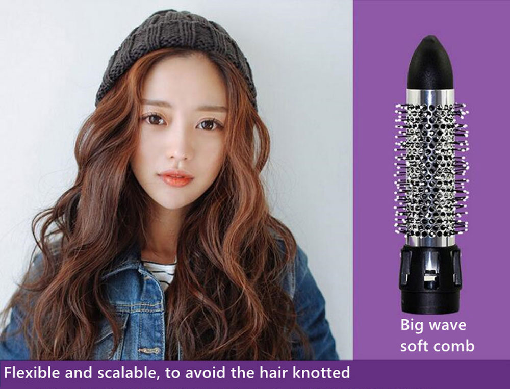 Kemei KM - 585 7 in 1 Professional Hair Dryers Styling with Combs Bag Pack Perm Machine