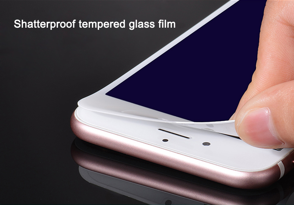 HOCO 9H Flexible PET Tempered Glass Protective Film for iPhone 7