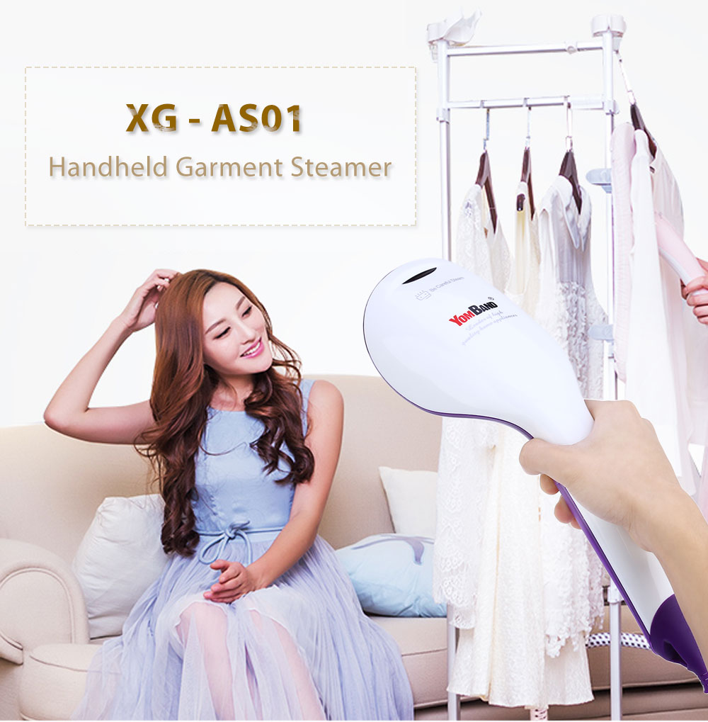 YomBand XG - AS01 Handheld Electric Garment Steamer Clothes Steam Iron