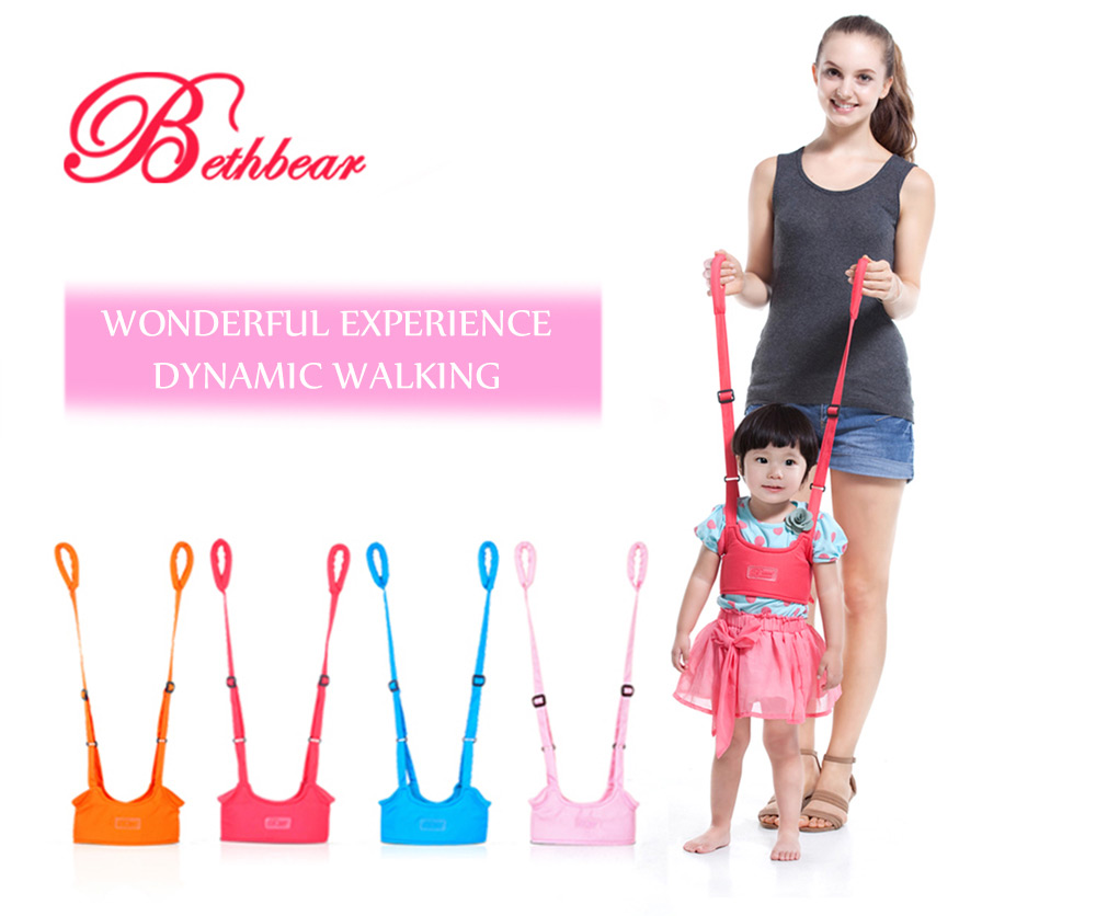 Bethbear Convenient and Safe Pure Color Baby  Walking Wing