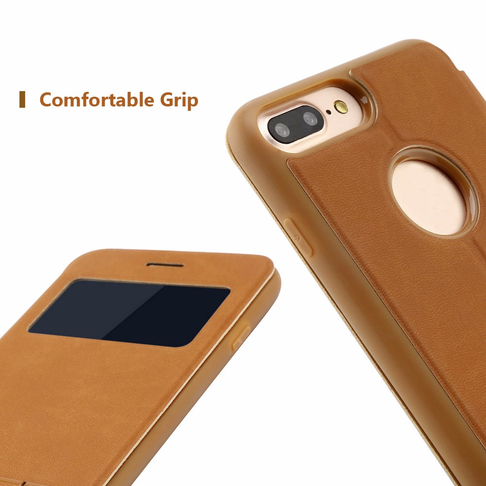 Baseus Simple Series Magnetic Flip PU Leather Case for iPhone 7 Plus