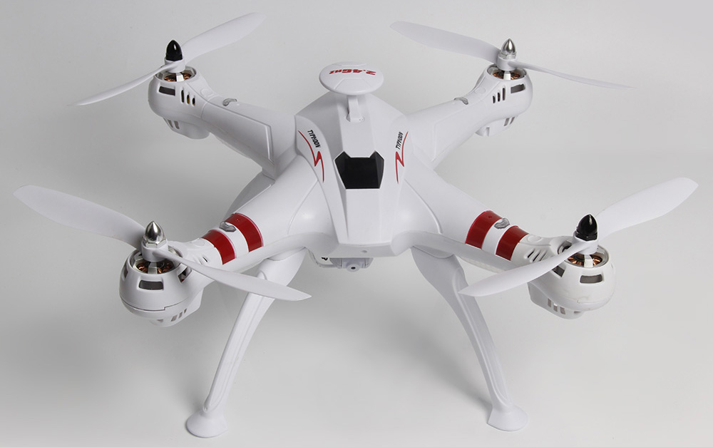 BAYANGTOYS X16W WiFi FPV 2.0MP CAM 2.4G 4CH 6 Axis Gyro Altitude Hold Brushless Motor Drone