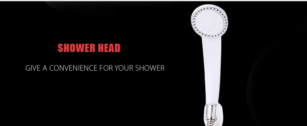 GZU Electric Water Heater Kitchen Bathroom LCD Temperature Display Heating Faucet with Shower Head