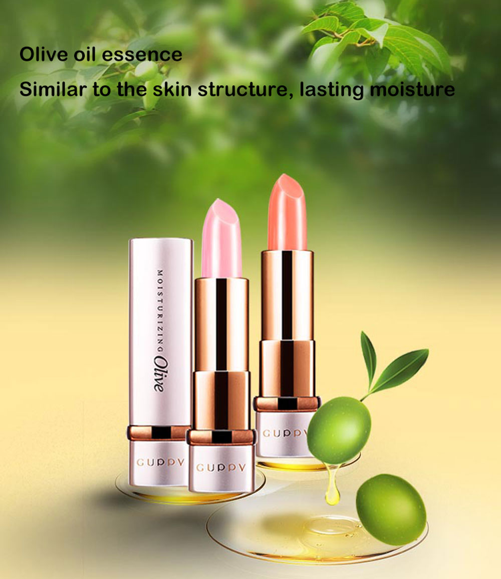 GUPPY Olive Health Lip Care Nourishing Long Lasting Lip Balm