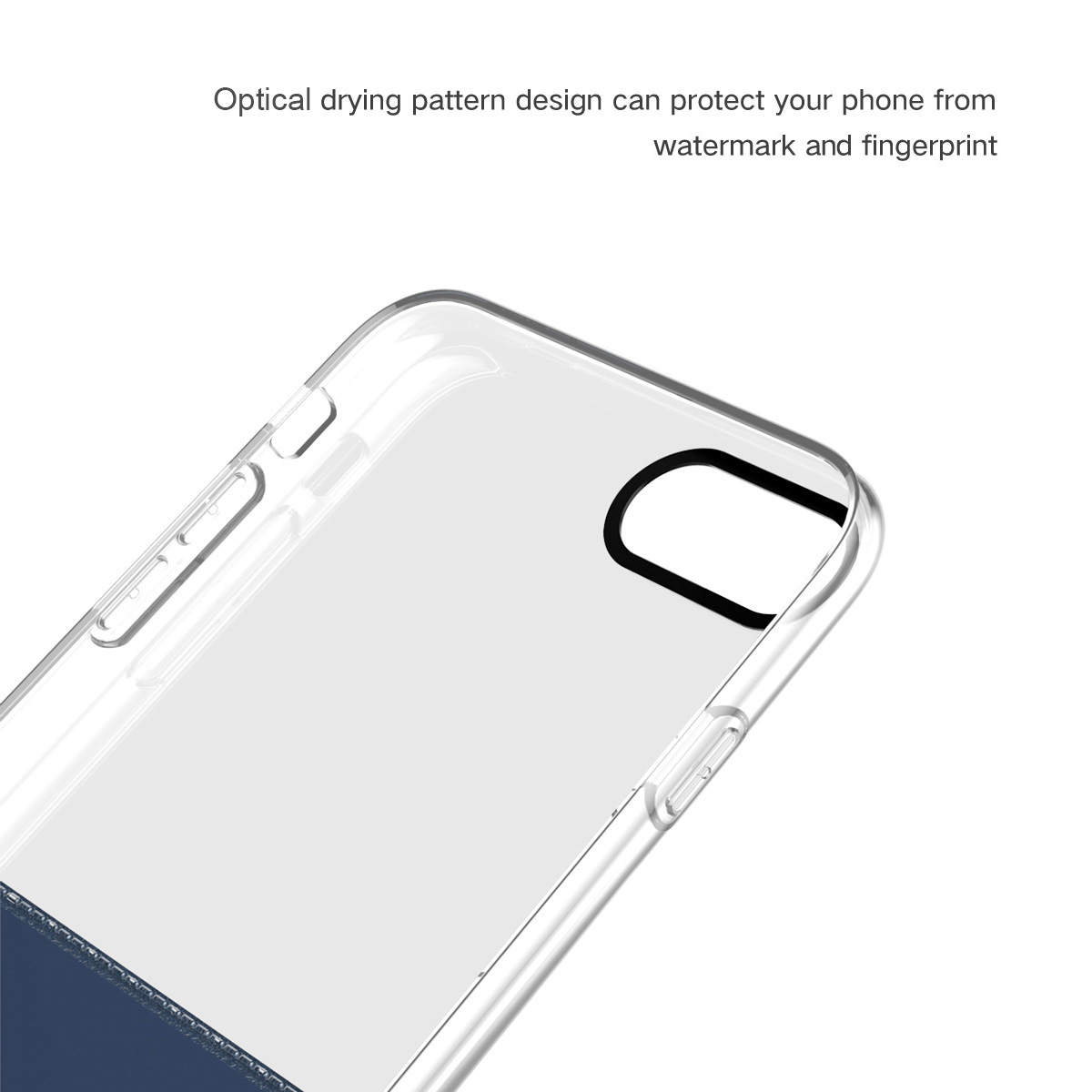 Baseus ARAPIPH7 - RY01 Soft Hard Back Cover for iPhone 7 4.7 inch