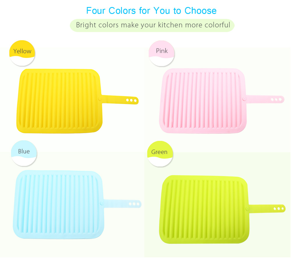 Silicone Non slip Heat Resistant Mat 326 Online