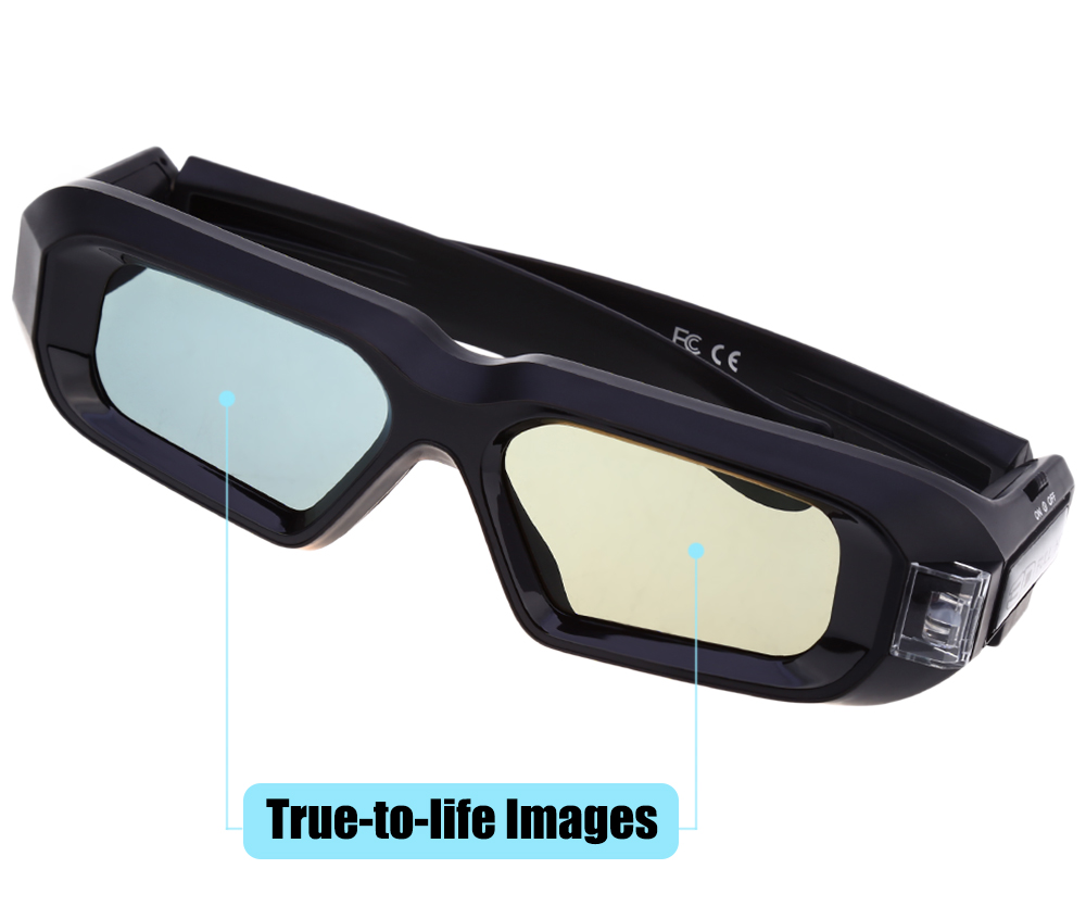 NX - 30Ⅱ DLP Link 3D Virtual Reality Glasses for All Projector