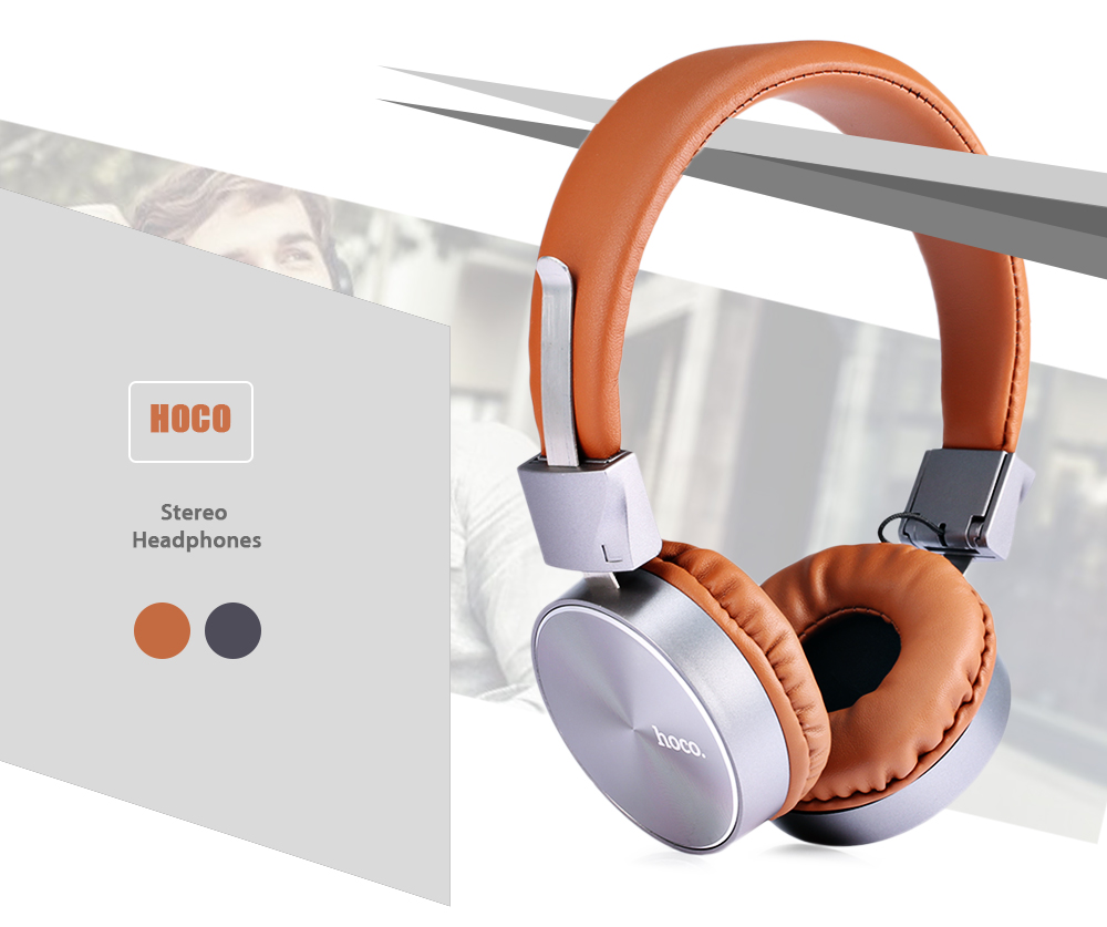 HOCO W2 Wired Gaming 3.5MM Headset Headphones