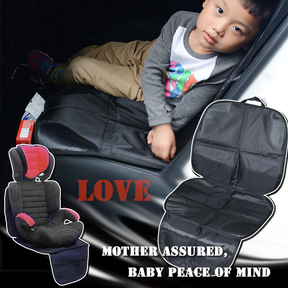 Baby Kids Children Car Seat Protector Waterproof Breathable Safety Non-slip Mat Cover