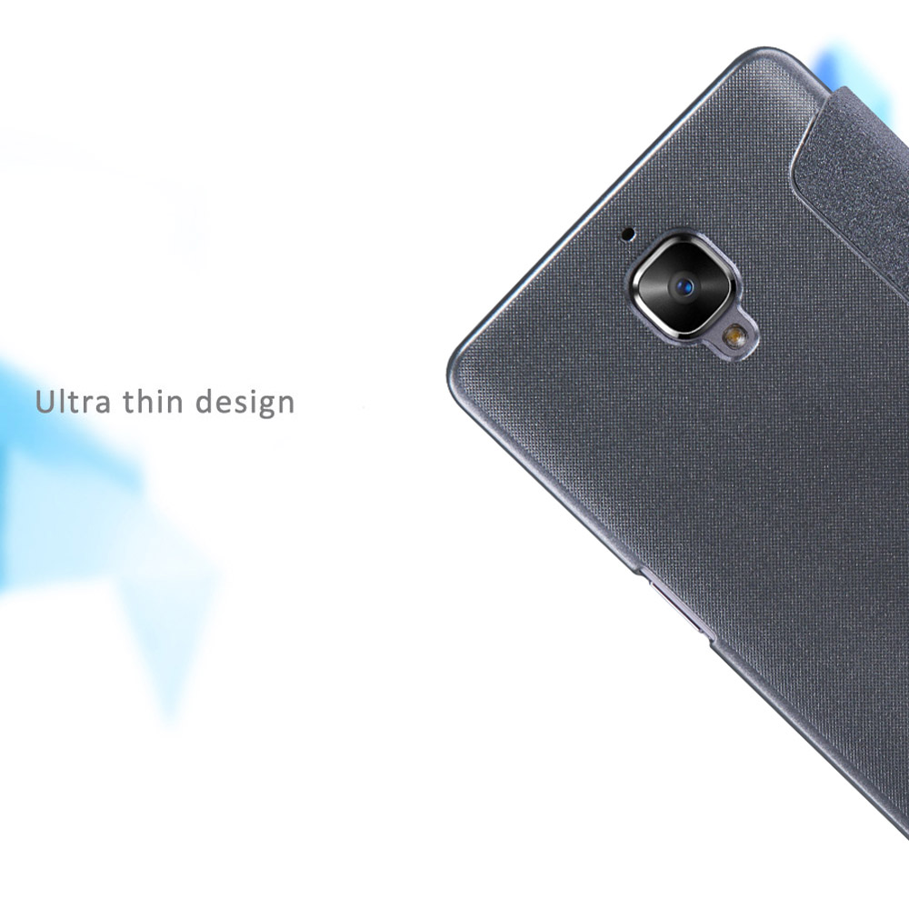 NILLKIN SP - LC YJ - A3000 Sparkle Series Cover for OnePlus 3