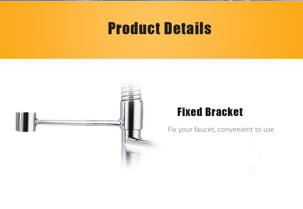 Deck Mounted Pull-down Spray Swivel Kitchen Faucet with Flexible Hose