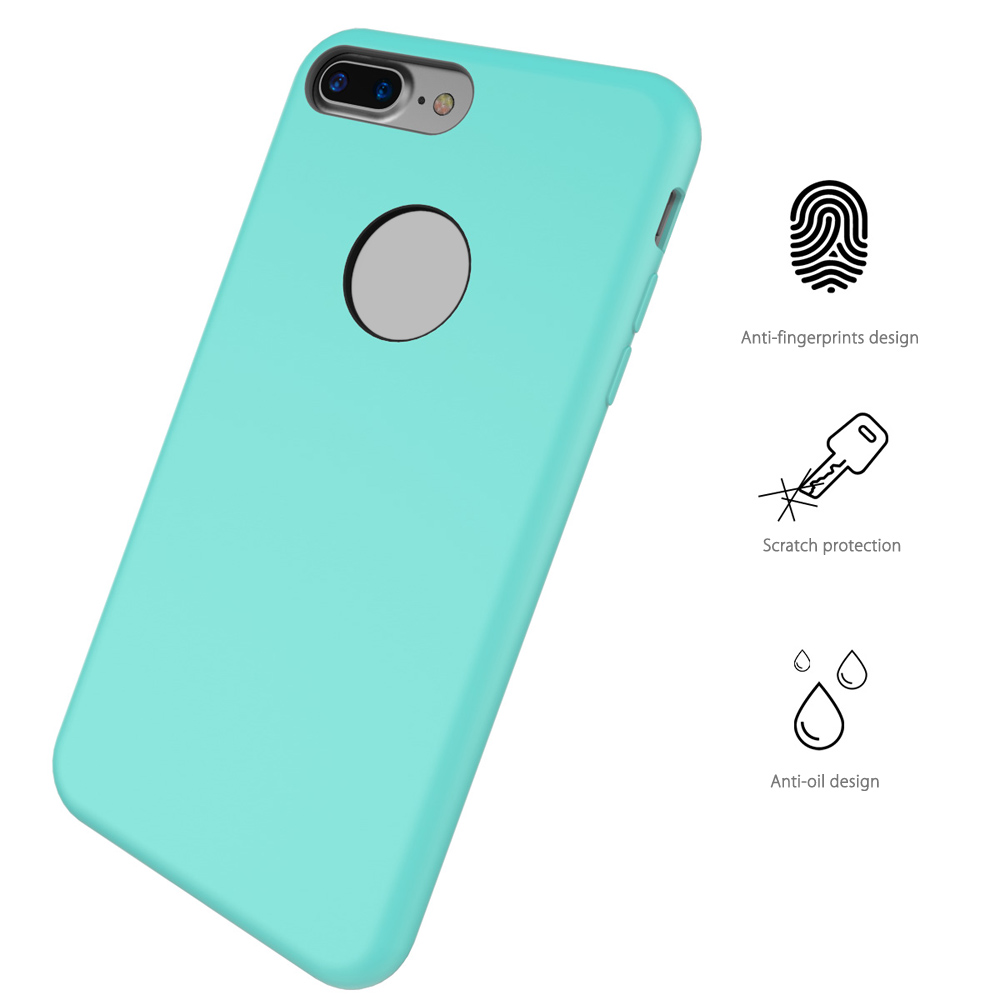 ROCK Soft Touch Flexible Silicone Back Case for iPhone 7 Plus