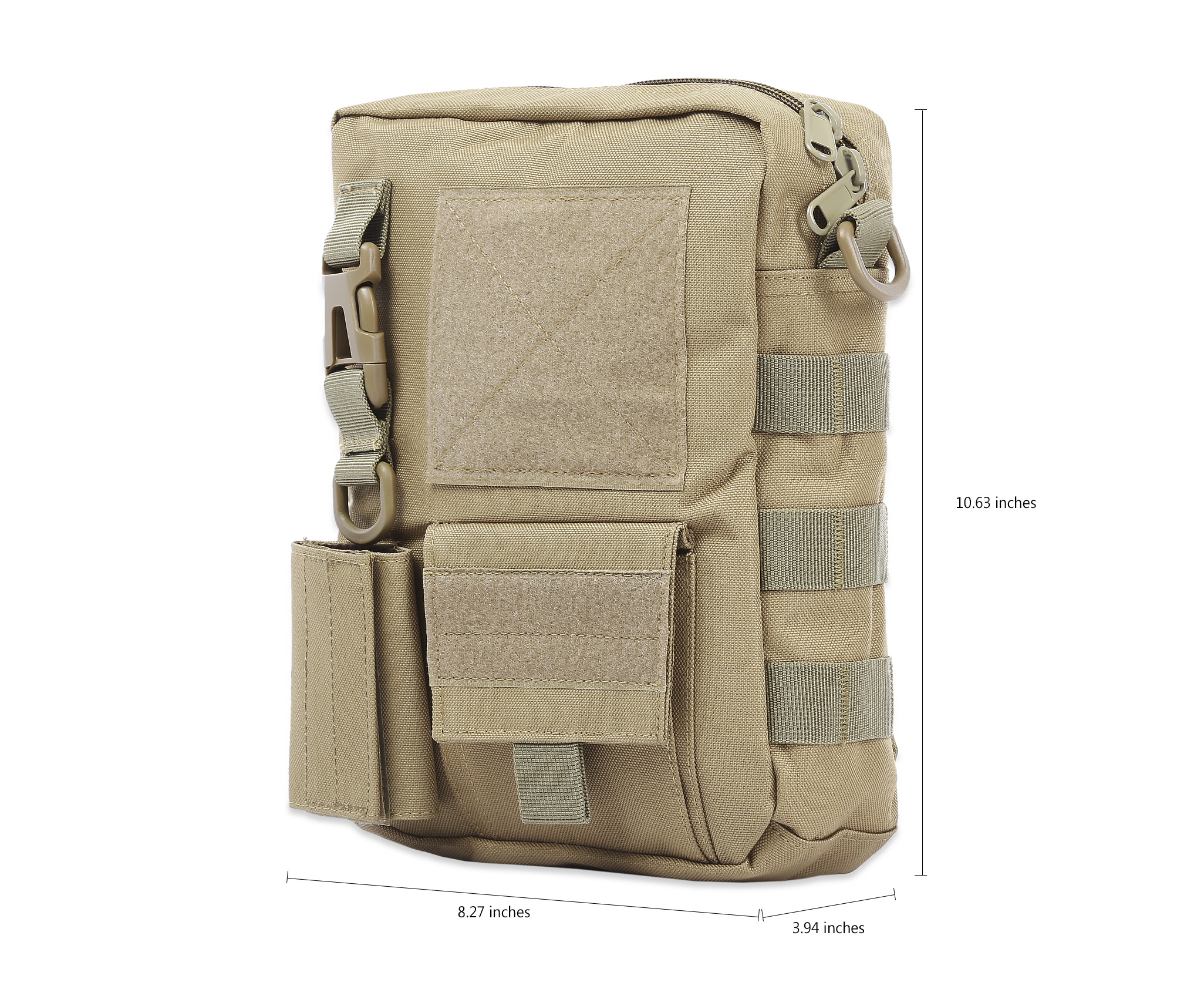 FREEKNIGHT BL086 Outdoor Water Resistant Single Shoulder Bag Camping Hunting Military Camouflage Pack