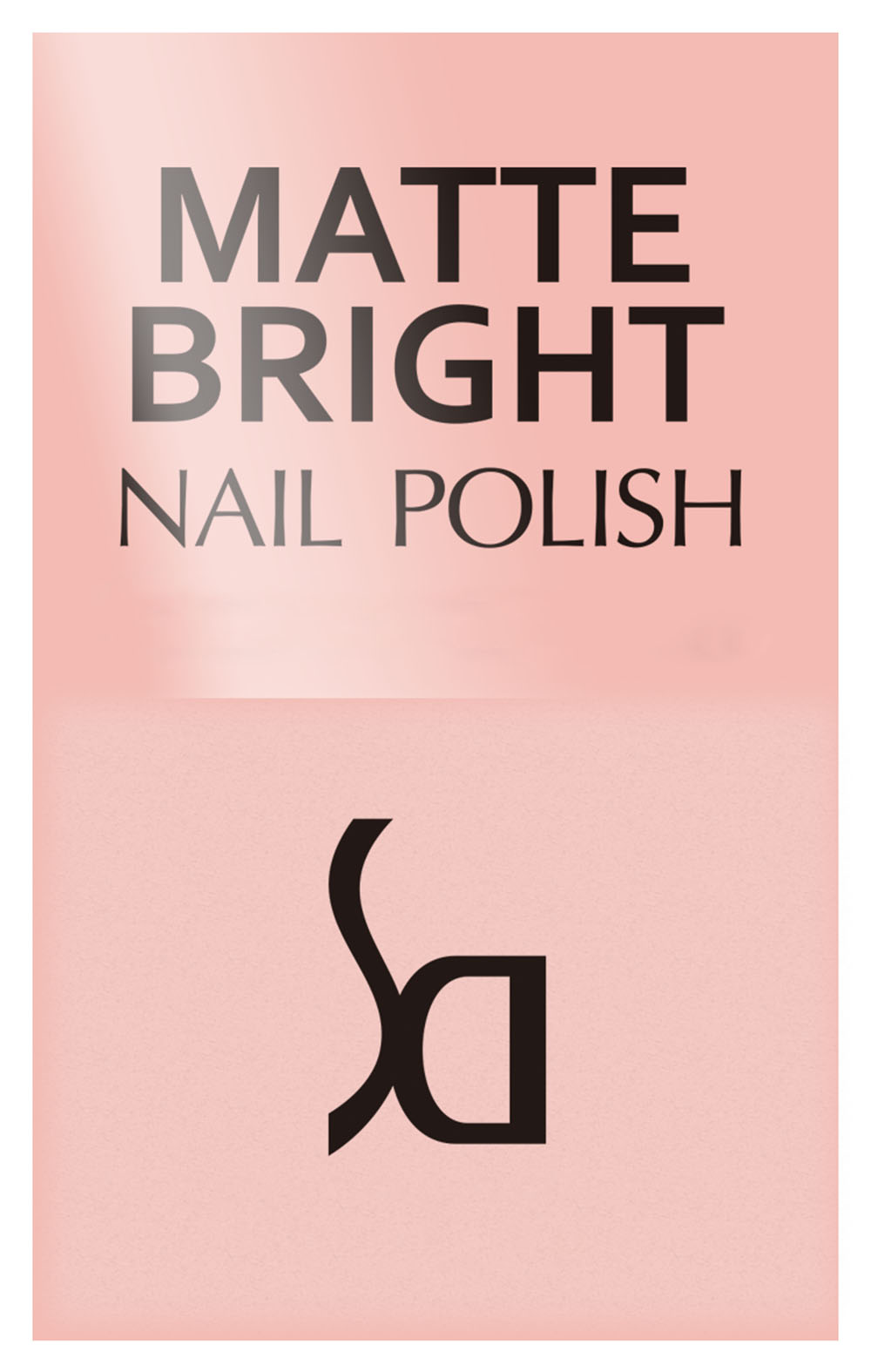 SD Long Lasting Matte Satin Bright Double Effect Healthy Plant Nail Polish