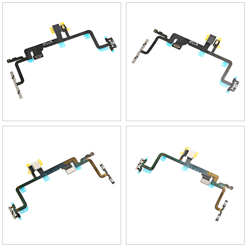 Power Volume On / Off Button Flex Ribbon Cable for iPhone 7 Plus