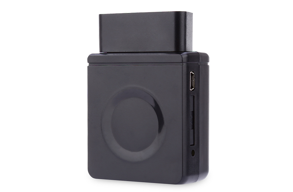 VLarge OBD2 GPS Tracker Realtime Car Truck Vehicle Tracking GSM GPRS Mini Device Spy Diagnostic Tool Scanner