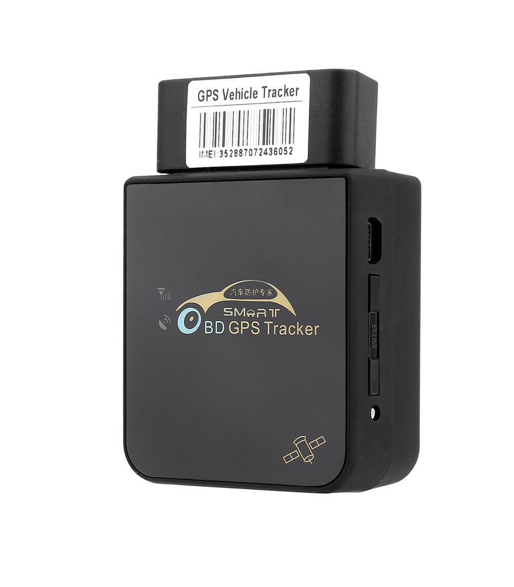 Mini OBD2 Scanner GPS Tracker Realtime Car Truck Vehicle Tracking GSM GPRS Device