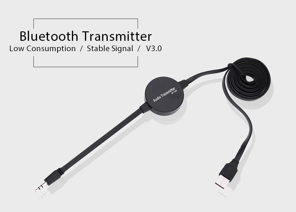 BF - 106 3.5MM Wireless Bluetooth Audio Transmitter