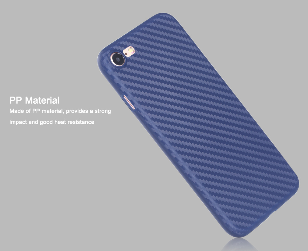 HOCO Ultra Thin Series Carbon Fiber Pattern Protective Skin for iPhone 7