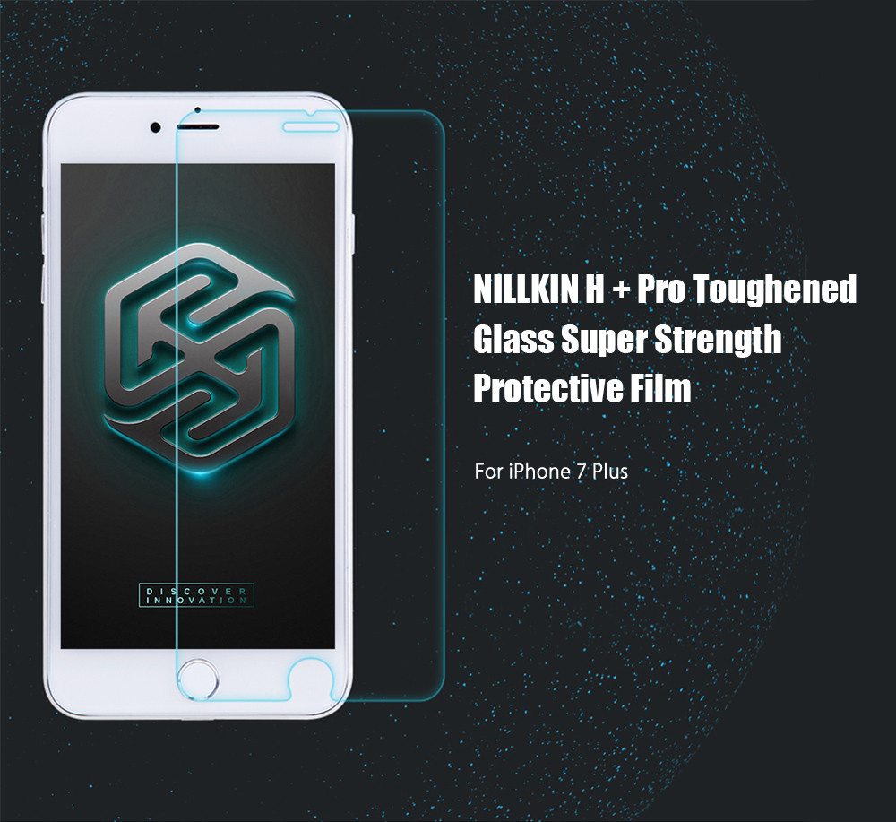 NILLKIN H + Pro Tempered Glass Explosion-proof Protective Film for iPhone 7 Plus 5.5 inch