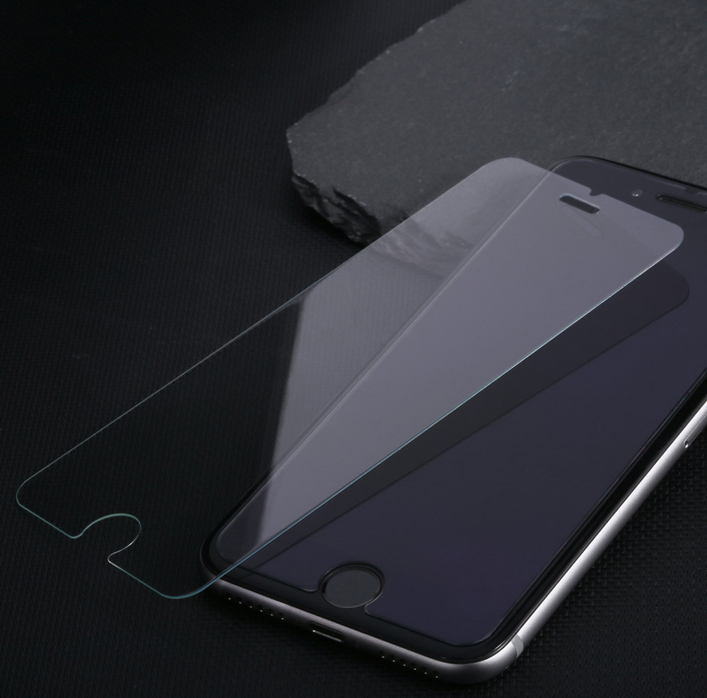 2pcs Baseus 9H 0.3mm Tempered Glass Shatterproof Non Full Screen Protective Film for iPhone 7 4.7 inch