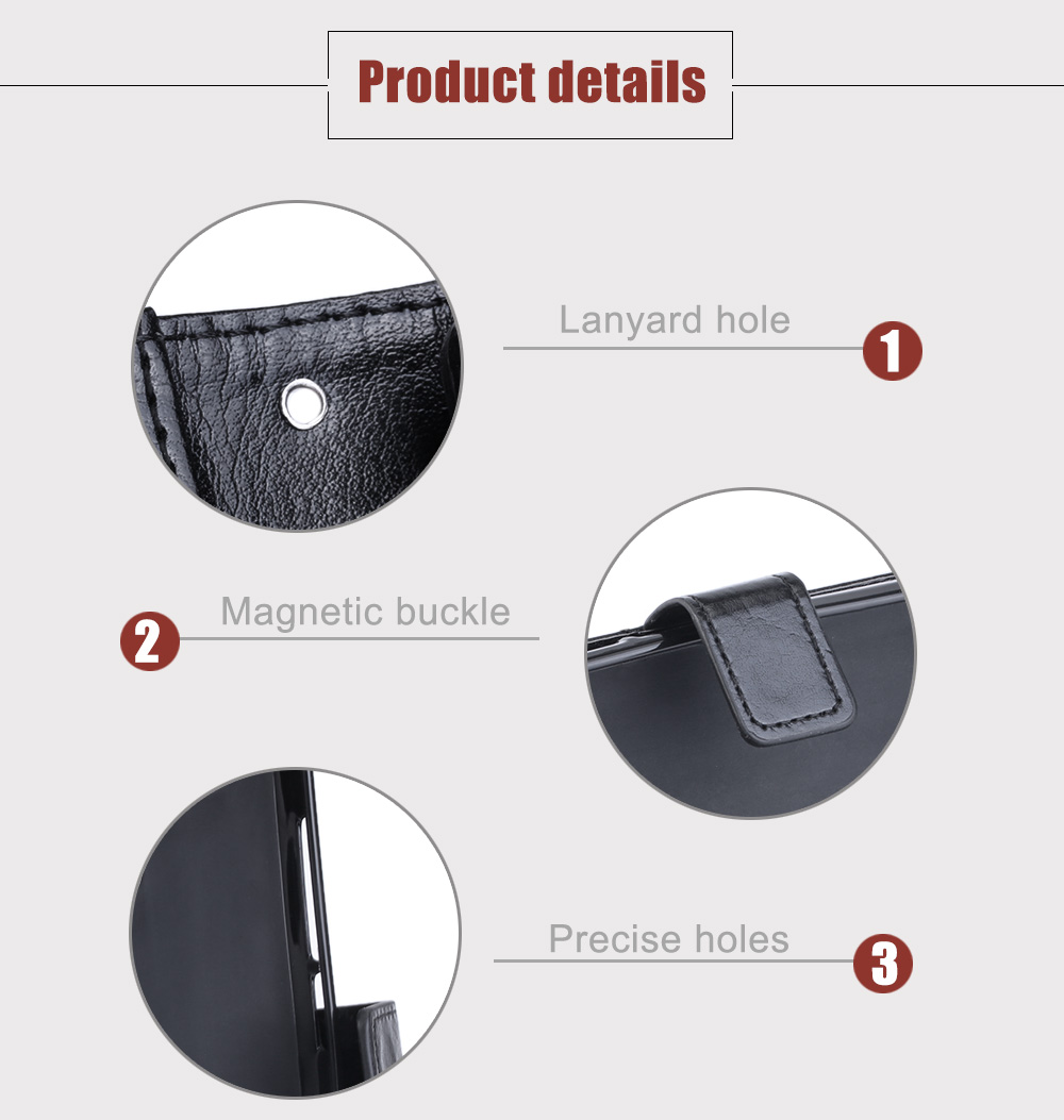 Tomkas Crazy Horse Series PU Leather Cover Case Wallet 2 in 1 with Card Slot for DOOGEE X5 Max