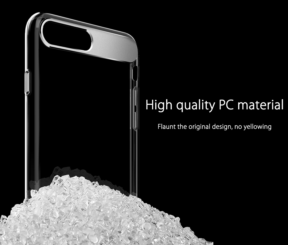 Mcdodo PC - 357 Sharp Series Ultra Thin Aluminum Alloy + PC Cover Case for iPhone 7