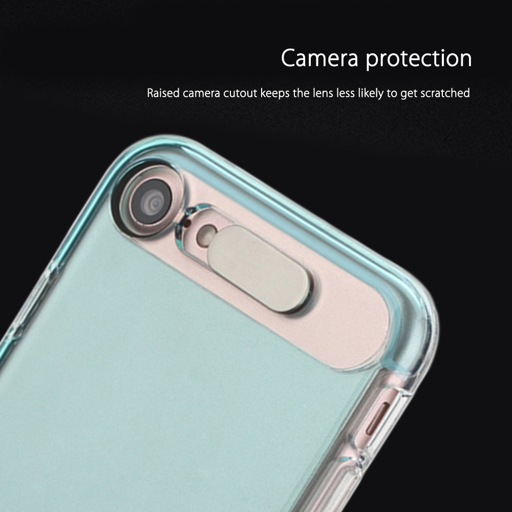 ROCK Light Tube Series LED Flash Protection Case for iPhone 7
