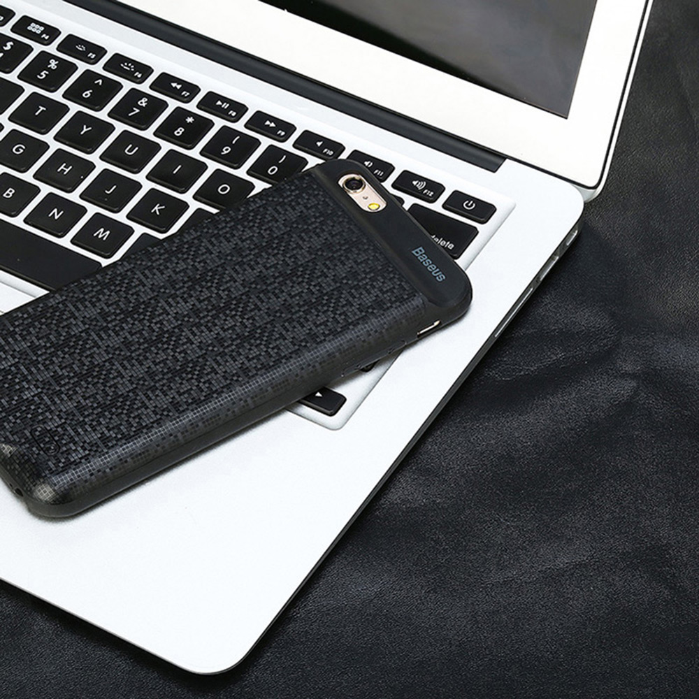 Baseus Power Bank Phone Protective Cover for iPhone 6 / 6S - 2500mAh