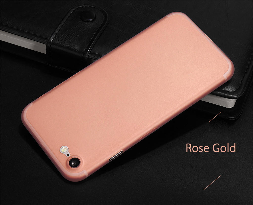 CAFELE Frosted Anti-fingerprint Ultra Slim Back Cover for iPhone 7 4.7 inch