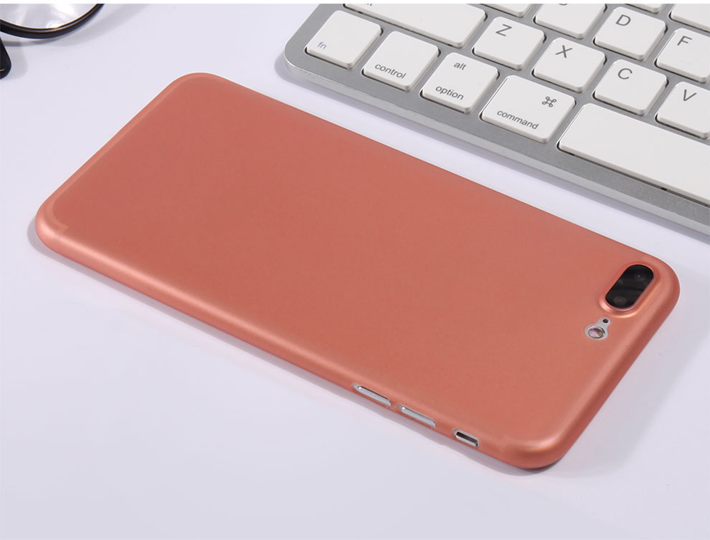CAFELE Frosted Anti-fingerprint Ultra Slim Back Cover for iPhone 7 Plus 5.5 inch