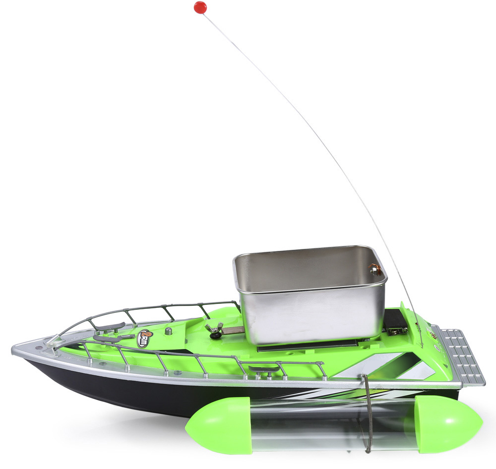 Mini RC Wireless Fishing Lure Bait Boat 200M Remote Control for Finding Fish