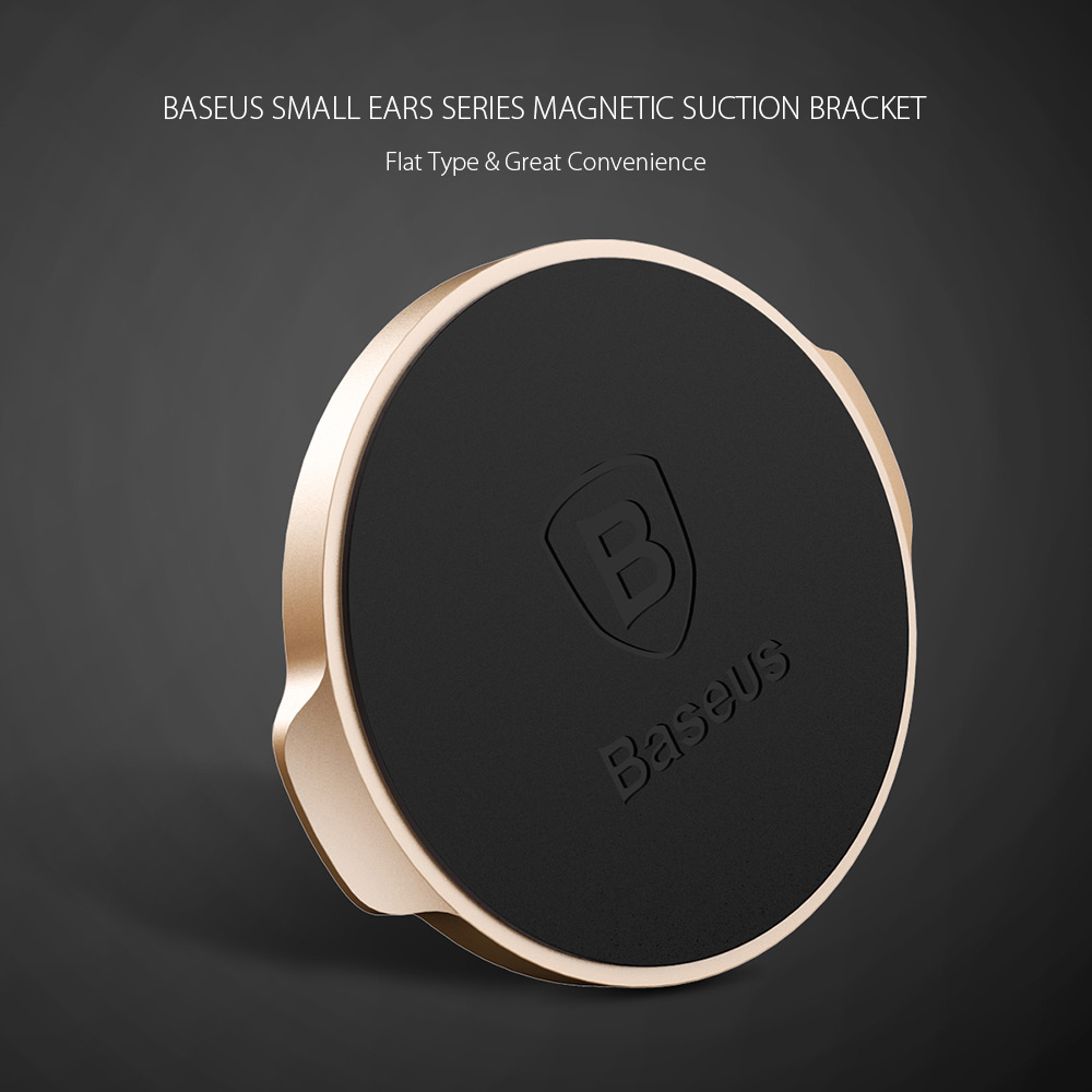Baseus Small Ears Series Magnetic Suction Bracket Flat Type