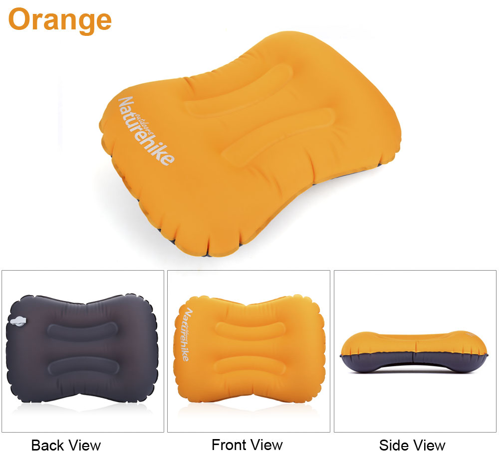 Naturehike Ultralight Compact Portable Inflatable Aeros Travel Pillow